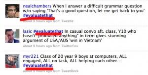 Evaluate that 1