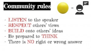 P4C Community Rules